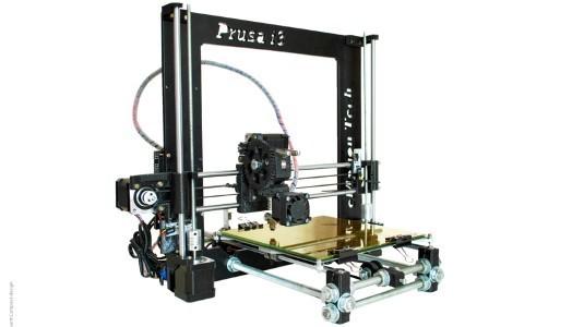 bogohack 3D Printer